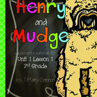 Journeys Common Core 2nd Grade Unit 1 Lesson 1 Henry and Mudge
