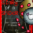 Journeys Common Core 2nd Grade Unit 1 Lesson 4 Diary of a Spider