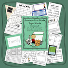 Journeys First Grade Sight Words Unit 5 Lesson 25
