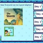 Journeys 2011 First Grade smartboard Unit 1 Lesson 2