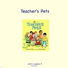 Journeys Grade 2 Teacher's Pets Unit 1.5