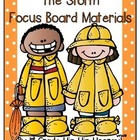Journeys Grade One...The Storm...Focus Wall