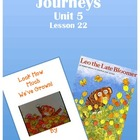 Journeys Kindergarten Unit 5 Lesson 22 class book