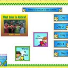 Journeys Kindergarten smartboard lesson Unit 3 Lesson 13