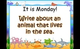 Journey's Lesson 11 At Home in the Ocean PowerPoint