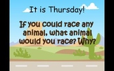 Journey's Lesson 14 The Big Race PowerPoint
