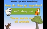 Journey's Lesson 6 Jack and the Wolf Powerpoint