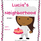 Journeys® Literacy Activities - Lucia's Neighborhood - Grade 1