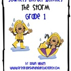 Journeys  Literacy Activities - The Storm - Grade 1