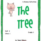 Journeys®  Literacy Activities - The Tree - Grade 1