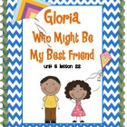 Journeys Second Grade Gloria Who Might Be My Best Friend