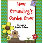 Journeys Second Grade How Groundhog's Garden Grew