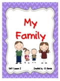 Journeys Second Grade My Family Unit 1 Lesson 2