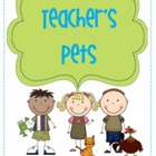 Journeys Second Grade Teacher's Pets