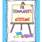 Journeys Second Grade The Signmaker's Assistant