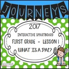 Journeys (2011-2012 edition) Unit 1 Lesson 1 Smartboard Fi