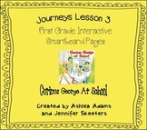 Journeys Unit 1 Lesson 3 Smartboard First Grade