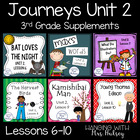 Journeys Unit 2 (Third Grade)
