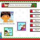Journeys kindergarten smartboard Unit 2 lesson 6