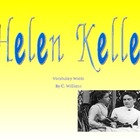 Journeys/Lesson Fourteen/Helen Keller/Vocabulary Powerpoin