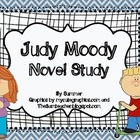 Judy Moody Common Core Galore!