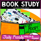 Judy Moody was in a mood {Book Study}
