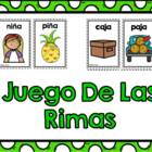 Juego de las Rimas
