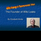 Julian Assange-Founder of WikiLeakes