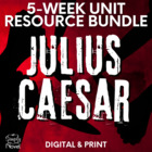 Julius Caesar Literature Guide: Common Core Aligned Teachi