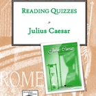 Julius Caesar Quizzes - Entire Play