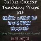 Julius Caesar Teaching Props Kit : MAD PROPS