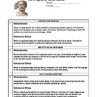 Julius Caesar Term Paper Prompts