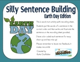Jumbled Sentence Building-Earth Day Edition