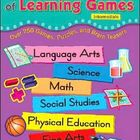 Jumbo Book Learning Games