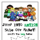 Jump Into Action with Verbs!