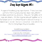 Jump Rope Rhymes, Set 1