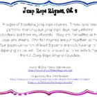 Jump Rope Rhymes, Set 2