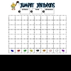 Jumpin&#039; Jellybeans Math Fun: Data Collection and Analysis