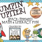 Jumpin&#039; Jupiter! {Space Themed Math and Literacy}