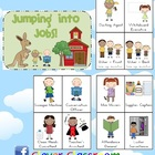 Jumping into Jobs Cards - Classroom Responsibilities - 22 pages