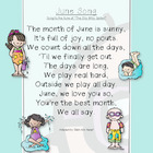 June Song Updated