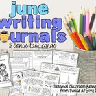 June Writing Center/Task Cards