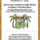 Jungle Safari Alphabet Match Up Game