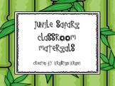 Jungle Safari Classroom Materials Megapack