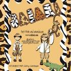 Jungle Themed Kit~classroom printables
