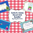 Junie B. Jones Novel Unit Bundle!