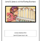 Junie B. Little Monkey Business