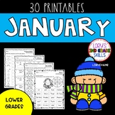 PRINT it & Teach! JANUARY