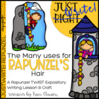 Just Write! The Many Uses for Rapunzel's Hair