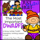 Just Write! The Most Important Dwarfs